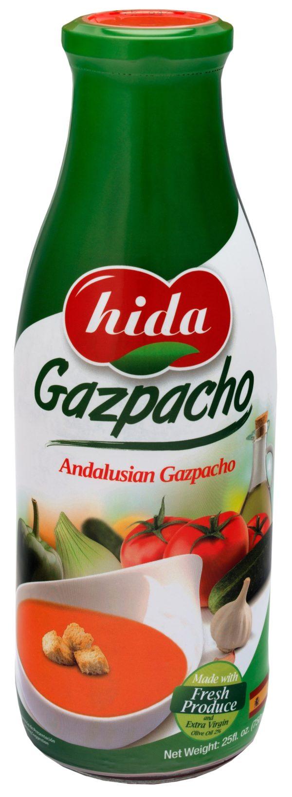 GAZPACHO 750ml HIDA-FOTO